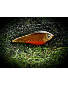 Westin Swim 12cm 53g suspending - Topgrej edition - Guld Kys