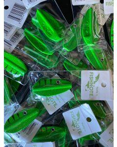 Fishnote Tasty 3,6g - Lime (Grøn)