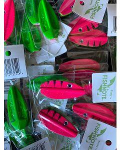 Fishnote Tasty 3,6g - Pink/Grøn