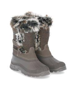Trespass Brace Pull on Snow Boot - Peat