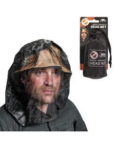 Trespass Midge Head Net - Myggenet - Sort