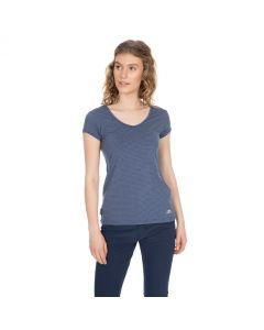 Trespass Mirren Dame T-shirt - Navy