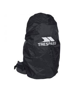 Trespass Rain - Regnovertræk til rygsæk - Sort