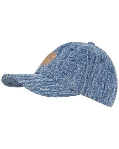 Trespass Barney Cap - Blue Denim