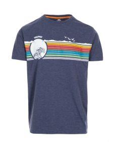 Trespass Lakehouse T-shirt - Navy Marl