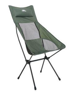 Trespass Roost - Letvægtsstol med høj ryg