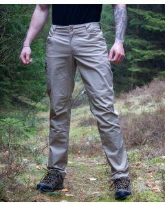 VikinX Sander - Vandafvisende Bukser Med Stretch - Sand