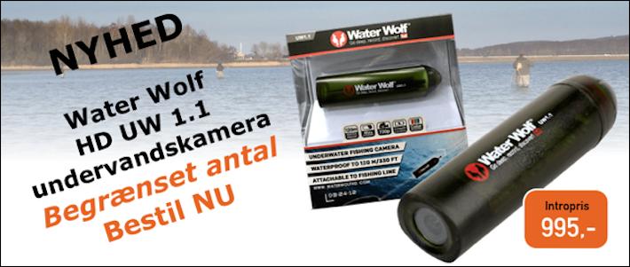 Water Wolf HD UW 1.1 kamera
