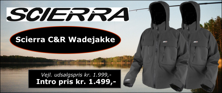 Scierra C&R Wadejakke