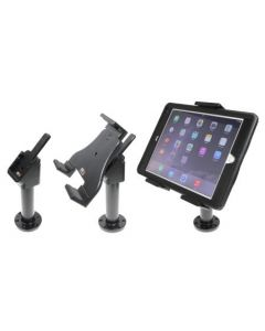 Brodit Piedestal mount med tablet holder til tablets mellem 140-195 mm - God til båden
