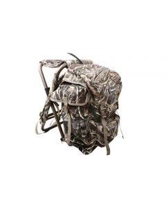 Prologic Max5 Heavy Duty Backpack Chair - Camo