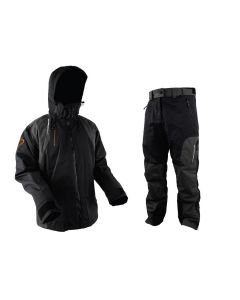 Savage Gear Black Savage - Jakke og Buks