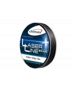 Climax Laser Line Braid - Fletline - Sort - 135m