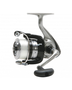 Daiwa Strikeforce spinnehjul med påspolet nylonline