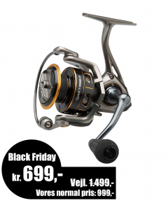 Dam Quick 7 spinnehjul - Black Friday