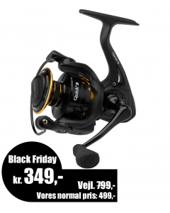 Dam Quick 3 - Spinnehjul - Black Friday