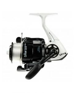 DAM Fighter Pro Spinne hjul inkl. nylon line
