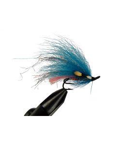 Blue Copper Double #8 - Unique Flies