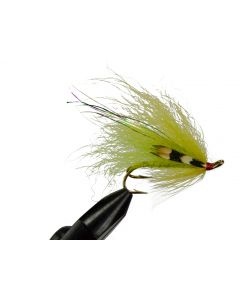 Lime Sheep Double #4 - Unique Flies