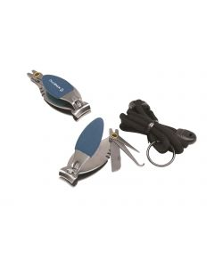 "Kinetic Multi Clip - 3"" - Blue Silver"