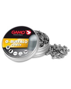 Gamo G-Buffalo Power - 4,5mm hagl - 200 stk.