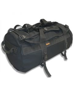 HPA Dry Duffle Bag 90L - Sort