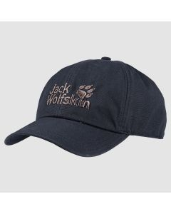 Jack Wolfskin Baseball Cap - Night Blue