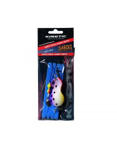 Kinetic Sabiki Plaice Leader/Spoon - 40g-Ske - Lollipop