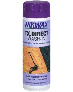 Nikwax TX. Direct Wash-In imprægnering - 300ml