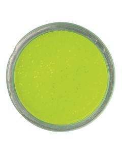 Berkley Powerbait Natural Scent TroutBait - Cheese Chartreuse