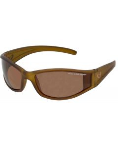 Savage Gear Slim Solbriller Flydende Polarized - Amber