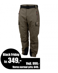 Scierra Kenai PRO Fishing Trousers - Brun/Grøn