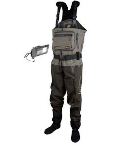 NYHED - Scierra X-tech 20000 Åndbare Waders Stocking Foot