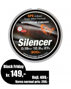 Savage Gear HD8 Silencer - 300m