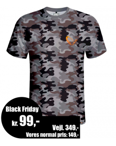 Savage Gear Camo T-shirt - Black Friday