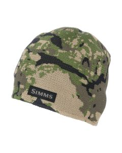 Simms Everyday Beanie Riparian Camo