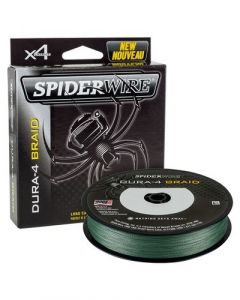 SpiderWire Dura 4 - Moss Green -150m