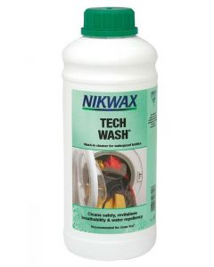 Nikwax Tech Wash Vaskemiddel - 1000ml