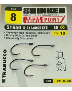 Trabucco Shinken S-31 Large Eye