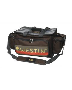 Westin W3 Lure Loader Grej taske - Small - Grizzly Brown/Black