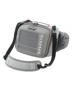 Simms Waypoints Hip Pack Small - Gunmetal