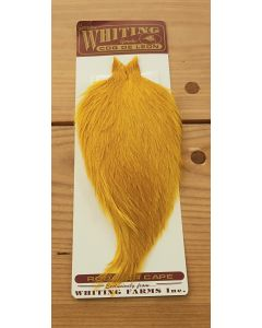 Whiting Coq De Leon Rooster Cape - Copper Olive